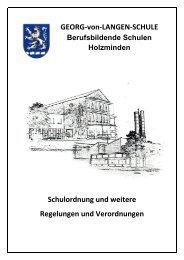 I. Schulordnung - BBS-Holzminden