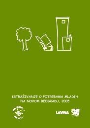 Istraživanje o potrebama mladih na Novom Beogradu - Hajde da...