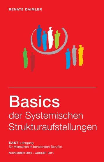 Lehrgangsinformationen - Renate Daimler