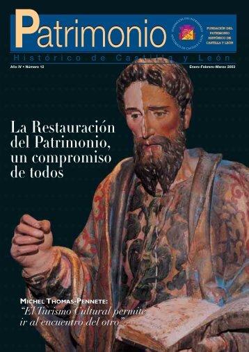 Año 4 - Número 12 - Fundación del Patrimonio histórico de Castilla ...