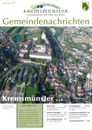 Gemeindenachrichten Juli/August 2007 (0 bytes) - Marktgemeinde ...