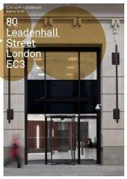 80 Leadenhall Street London EC3 - Capita Symonds