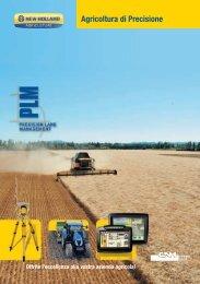 Agricoltura di Precisione - New Holland