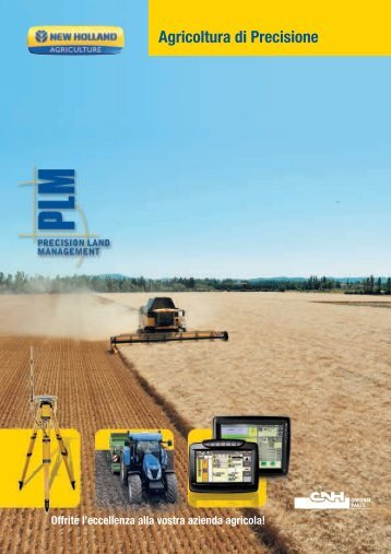 Agricoltura di Precisione - New Holland