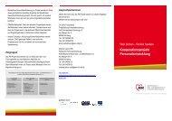 Kooperationsprojekt Personalentwicklung - AWO Kreisverband ...
