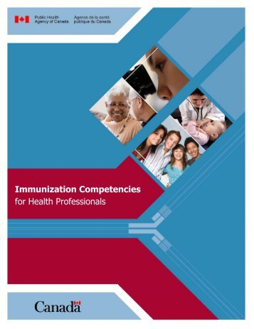 Immunization Competencies for Health Professionals - NurseONE