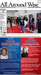 VOTE - Wise County Messenger