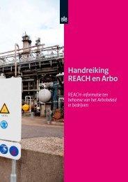 Handreiking REACH en Arbo - Inspectie SZW