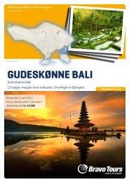 Bali 2. april 2013 - Bornholms Tidende