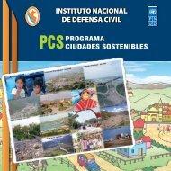 Cartilla PCS Educativa y Redes Sociales - Indeci