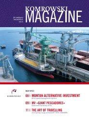 08 | MONTAN ALTERNATIVE INVESTMENT - Komrowski Global