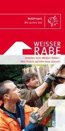 Flyer für Bewerber ca. 132 kb - Weisser Rabe