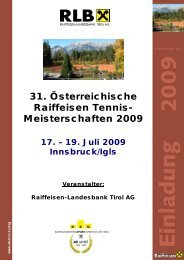 neu V3_ÖRTM09_ibk_ausschreibung_1c - Raiffeisen Landesbank ...
