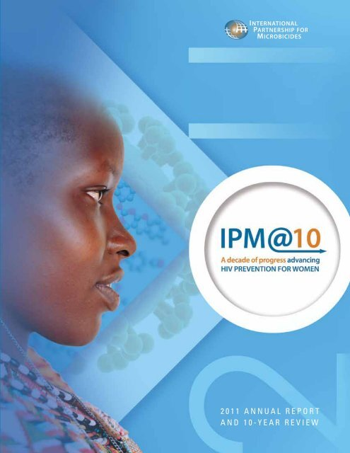 2011 annual report and 10-year review - International Partnership ...