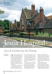 Jesus Hospital - Heritage World Media