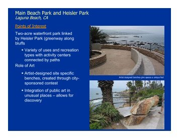 Main Beach Park and Heisler Park - Friends of the Charlestown ...