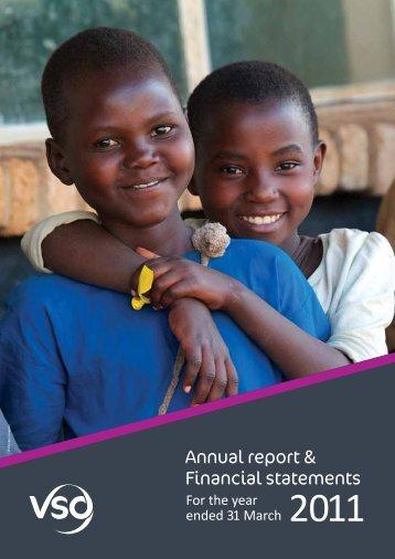 Annual Report 2010-11 - VSO