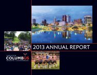 annual report - Greater Columbus Sports Commission