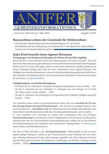 (3,77 MB) - .PDF - Gemeinde Anif - Salzburg.at