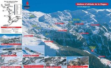 les pistes - Ski Snowboard Europe