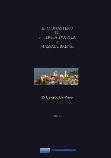 Il Monastero di Massa Lubrense.pub - Vesuvioweb