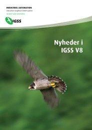 Nyheder i IGSS V8