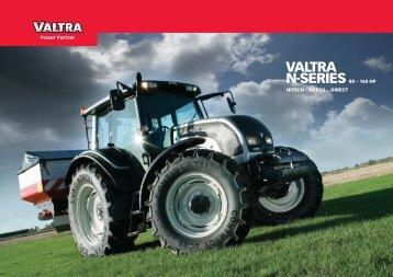 Valtra N Series Brochure - TRP