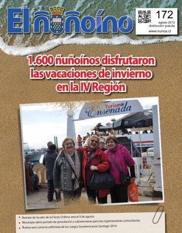 08. 2013 - Municipalidad de Ñuñoa