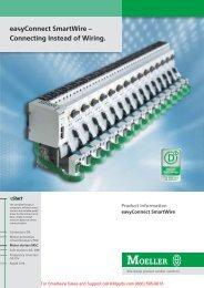 easyConnect SmartWire - Klockner Moeller Parts