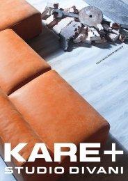 KARE+ Studio Divani