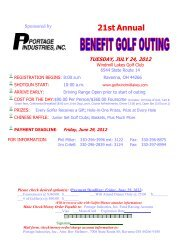 21stAnnual TUESDAY, JULY 24, 2012
