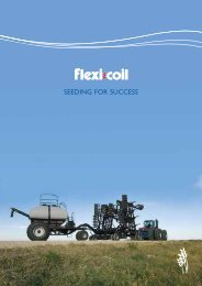 SEEDING FOR SUCCESS - New Holland