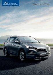 the all new santa fe - Hyundai