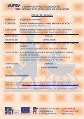 Program - Výzkumný ústav práce a sociálních věcí - Page 3