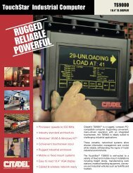 RUGGED RELIABLE POWERFUL - Liberty Systems