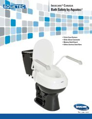 Bath Safety by Aquatec - Invacare