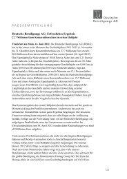 Pressemeldung als PDF - Deutsche Beteiligungs AG