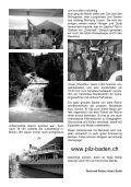 Vereinsreise 2004 ins Bernbiet - Pilzverein Region Baden - Seite 3