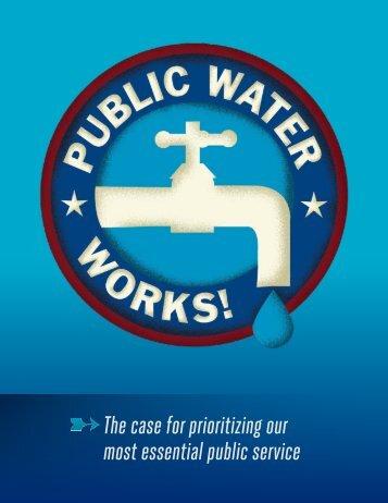 Public Water Works! - Corporate Accountability International