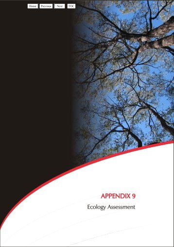 Appendix 9 - Ecology Assessment - Holcim