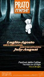 PDF Luglio-Agosto 2011 - APT Prato