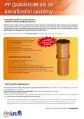 Člen Asociace dodavatelů plastových potrubí - Page 2