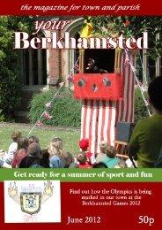 June - St Peter's Church, Berkhamsted, Herts