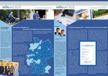 Kundenbefragung 2010 â