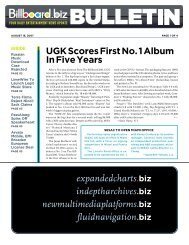 UGK Scores First No. 1 Album In Five Years - Iris