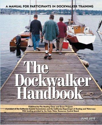 The Dockwalker Handbook - California Coastal Commission
