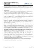 Allgemeine Geschäftsbedingungen südmail GmbH - Page 3