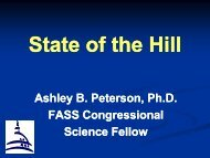 Ashley Peterson, PhD, Federation of Animal Science Societies ...