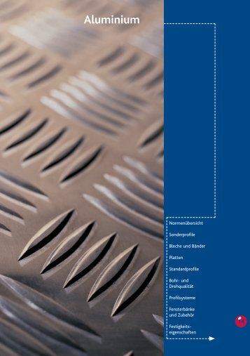 Aluminium - Knobling