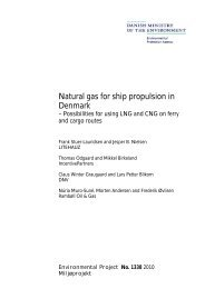 Natural gas for ship propulsion in Denmark - Den Danske Maritime ...